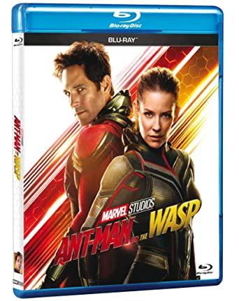 Ant-Man and the Wasp 2018 BDRip 1080p 2.7GB Org DTH [Hindi-Tamil-Telugu-Eng] ESub MKV