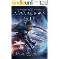 A Warrior's Path: An Anchored Worlds Novel (The Castes and the OutCastes Book 1) book cover