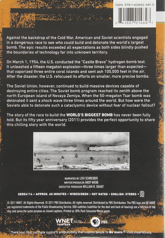 Amazon.com: Secrets of the Dead: World's Biggest Bomb: ., Andy Webb: Movies & TV