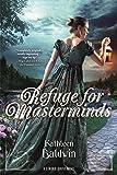 Refuge for Masterminds: A Stranje House Novel (Stranje House, 3)
