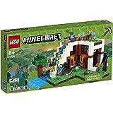 LEGO Minecraft 21134- La Base alla Cascata
