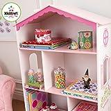KidKraft Dollhouse Cottage Bookcase Wooden