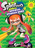 Nintendo Splatoon Official Sticker Book (Nintendo)