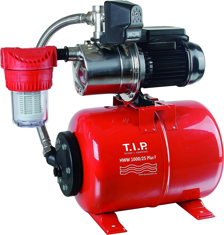 HWW 1000//25 Plus TLS Hauswasserwerk Wasserwerk Hauswasserwerke T.I.P