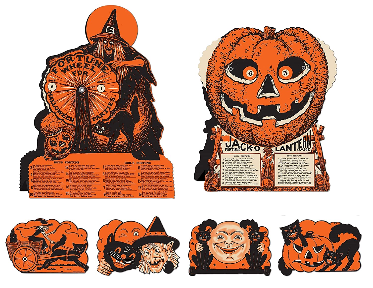 Amazon.com Vintage Halloween Decorations Including Hanging