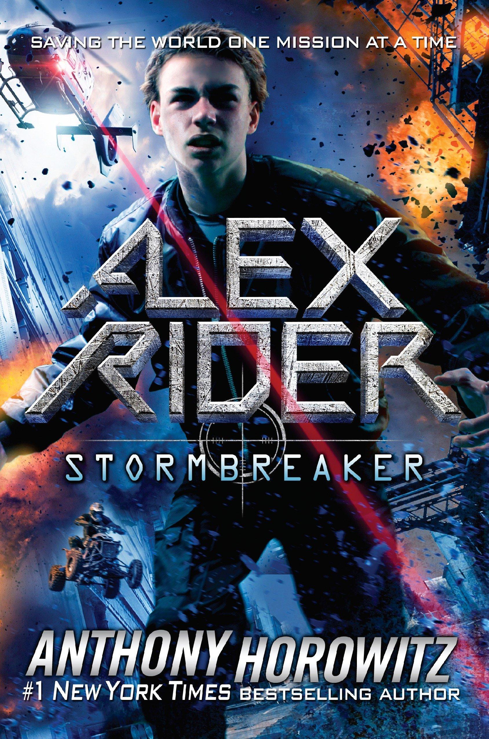 Read Online Stormbreaker (Alex Rider) PDF