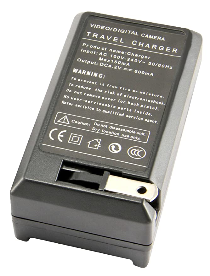 STKs Canon NB-5L Battery Charger - for Canon S100, Canon S110, Canon PowerShot S100, Canon PowerShot SX230 HS, Canon PowerShot S110, SX210 IS, SD790 ...