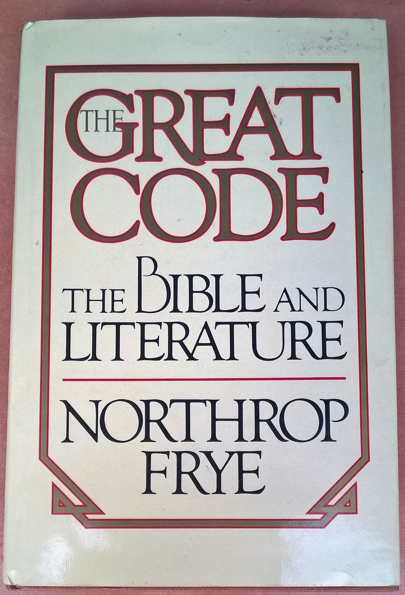 Amazon.in: Buy Great Code: Bible and Literature Book Online at Low ...