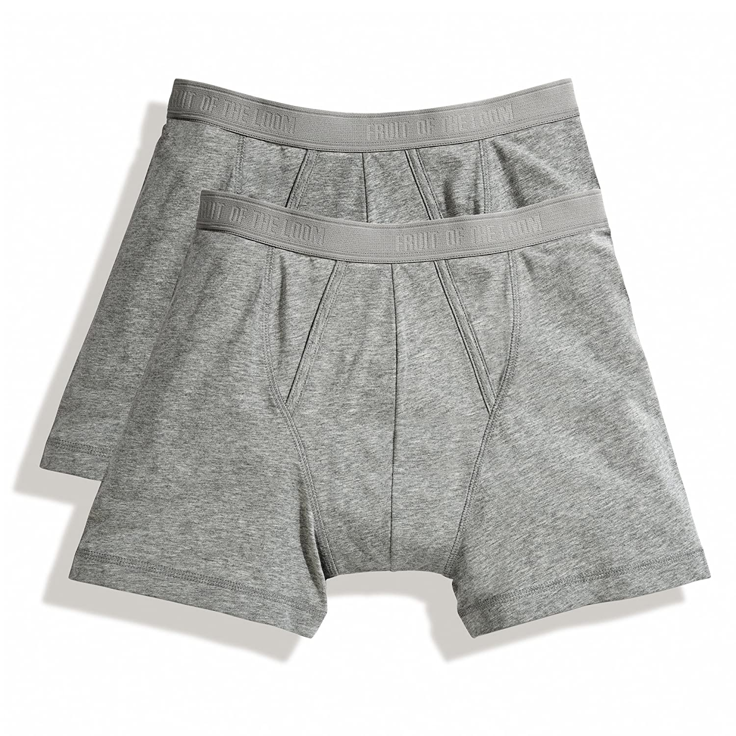 Fruit of the Loom Men's Boxer Classic Underpants Pack of 2 67-026-7