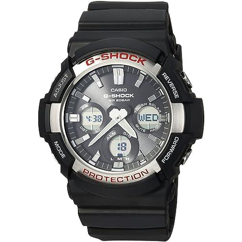Casio Mens G-Shock GAS100-1A Sport Watch