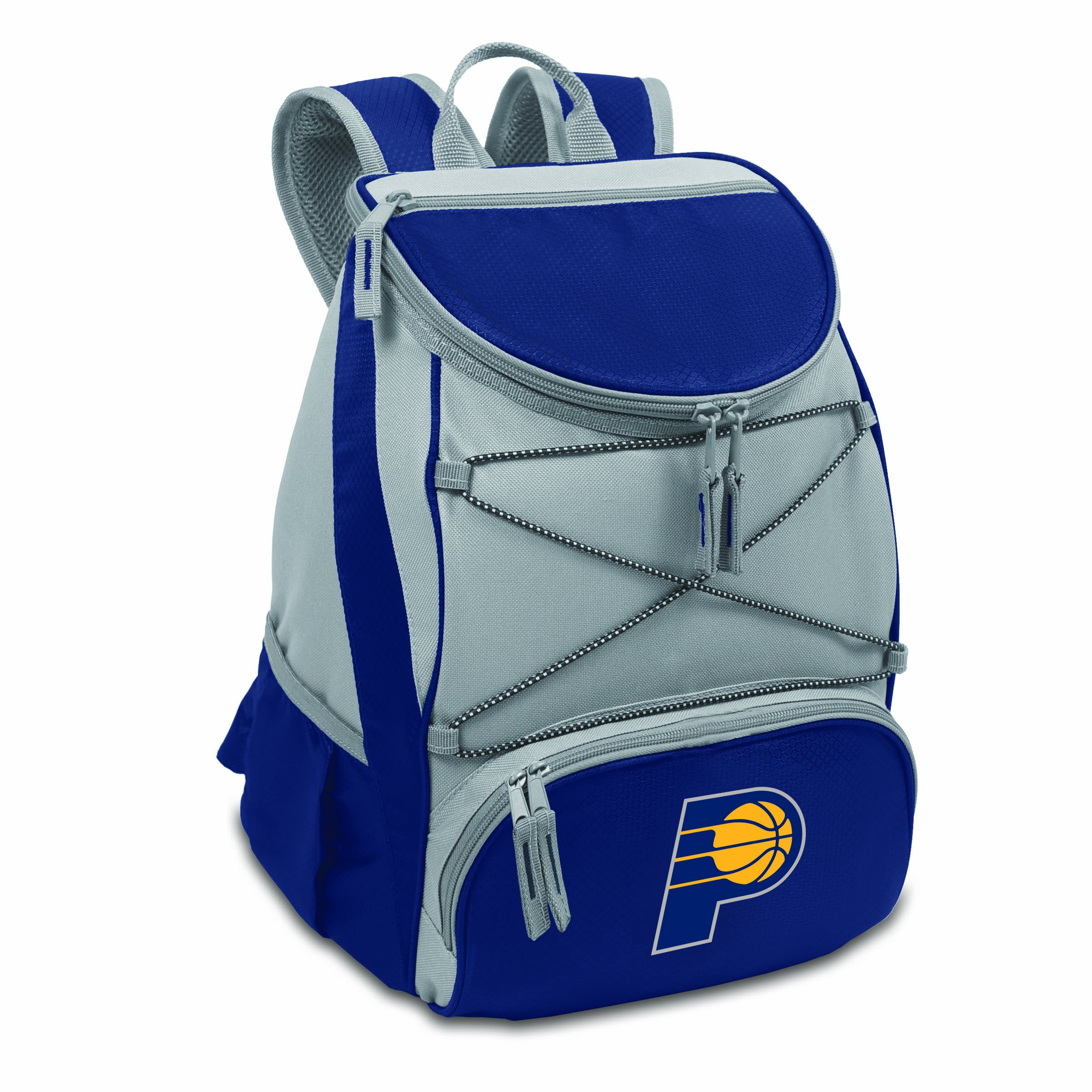PICNIC TIME NBA Indiana Pacers PTX Insulated Backpack Cooler by PICNIC TIME