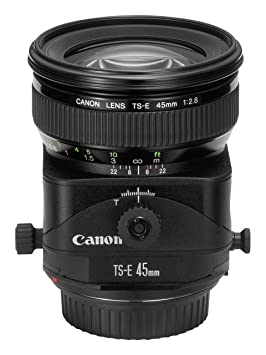 Review Canon TS-E 45mm f/2.8