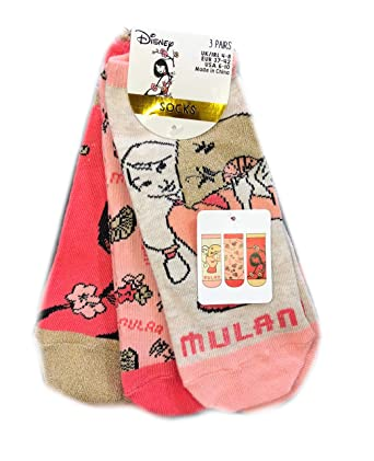 Socks Ladies Women Disney Mulan size UK 4-8 0e9cdc2f61005