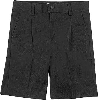 Minime Pantalones Cortos Gris Oscuro Vestir Colegio