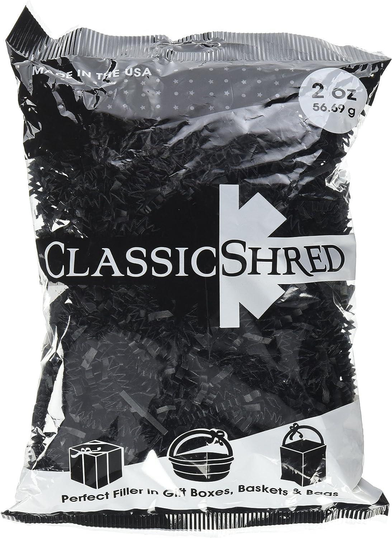 2oz Bag of Gold Shredded Paper