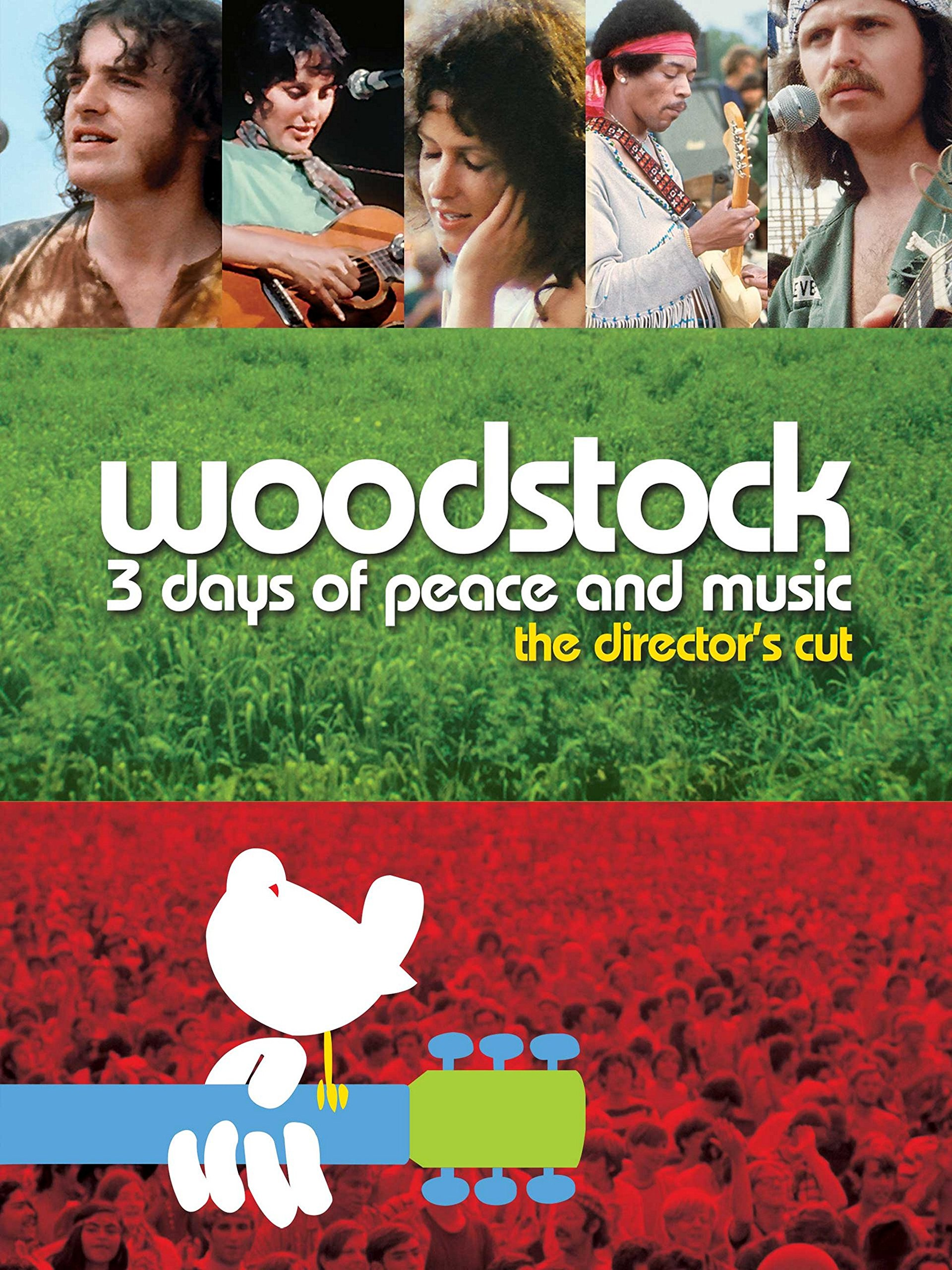 Watch Woodstock 3 Days Of Peace And Music Director S Cut Prime Video
