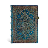 Azure Midi Lined Journal