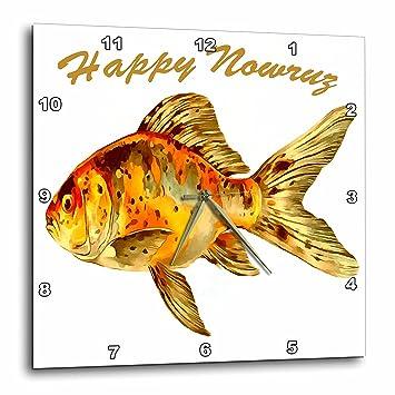 Amazon 3drose taiche greeting card happy nowruz elegant 3drose taiche greeting card happy nowruz elegant happy nowruz goldfish persian new year m4hsunfo