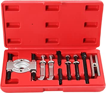 Pullers for Small Bearings Shankly Bearing Separator Small Engine Tools Sizes in Description. Wiper Arm Puller - 9 Pieces Bearing Puller Kit Includes Yoke /& Extensions Mini