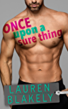 Once Upon A Sure Thing (English Edition)