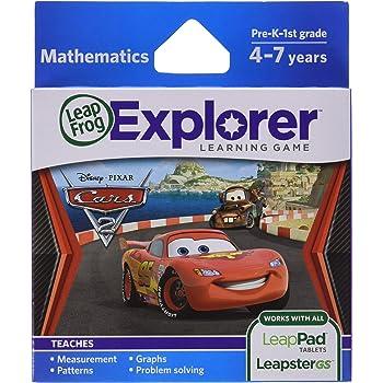 Leappad Disney Cars Game