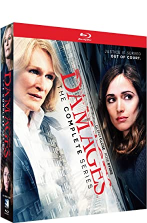 The Damages - Complete Series - BD [Blu-ray]