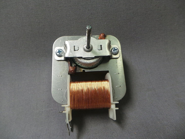 Sharp rm0tea346wre0 microondas motor de ventilador: Amazon.es ...