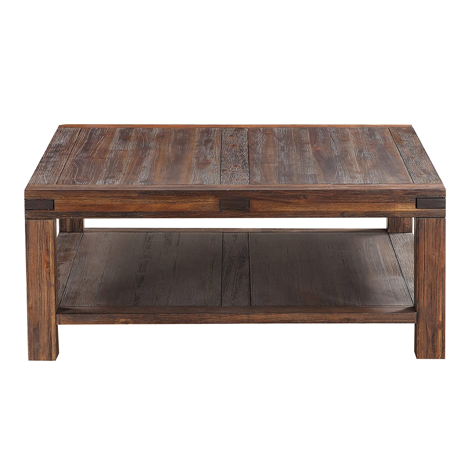 Amazon Modus Furniture 3F4121 Meadow Coffee Table Brick