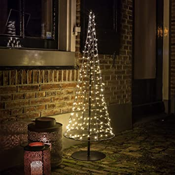Weihnachtsbaum draht metall
