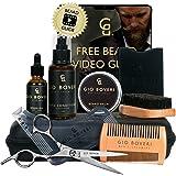 Gio Boveri 9 in 1 Beard Kit