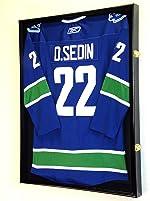 XL Hockey Jersey Frame Display Case Cabinet Shadow Box w/98% UV