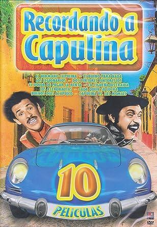 Recordando a Capulina 10 Peliculas