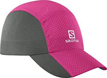 Salomon Gorra unisex de malla, Impermeable, XT COMPACT CAP, Talla única ajustable, Fucsia, L40045300: Amazon.es: Deportes y aire libre