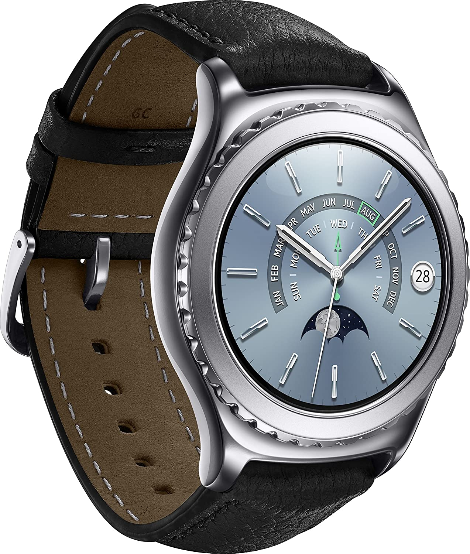 Samsung Gear S2 Classic - Relojes Inteligentes (Cuero ...