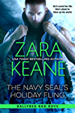 The Navy SEAL's Holiday Fling (Ballybeg Bad Boys, Book 3) (English Edition)