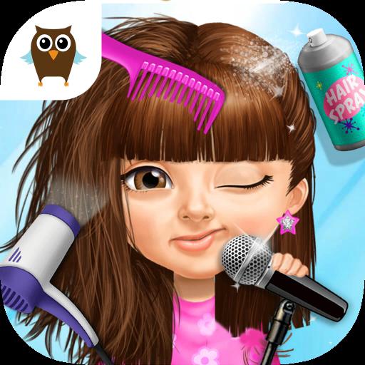 Sweet Baby Girl Pop Stars - Superstar Salon & Show -