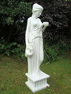 Large Garden Statues Ornament Art Hebe Sculpture Amazoncouk