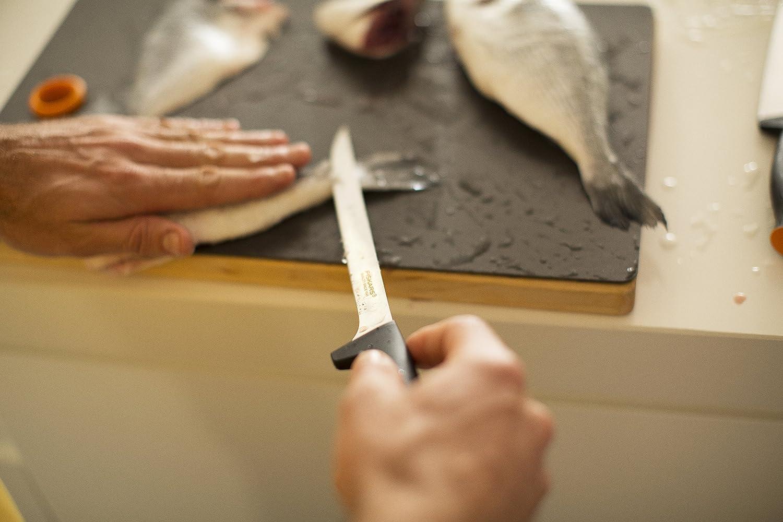 So wird Fisch filetiert