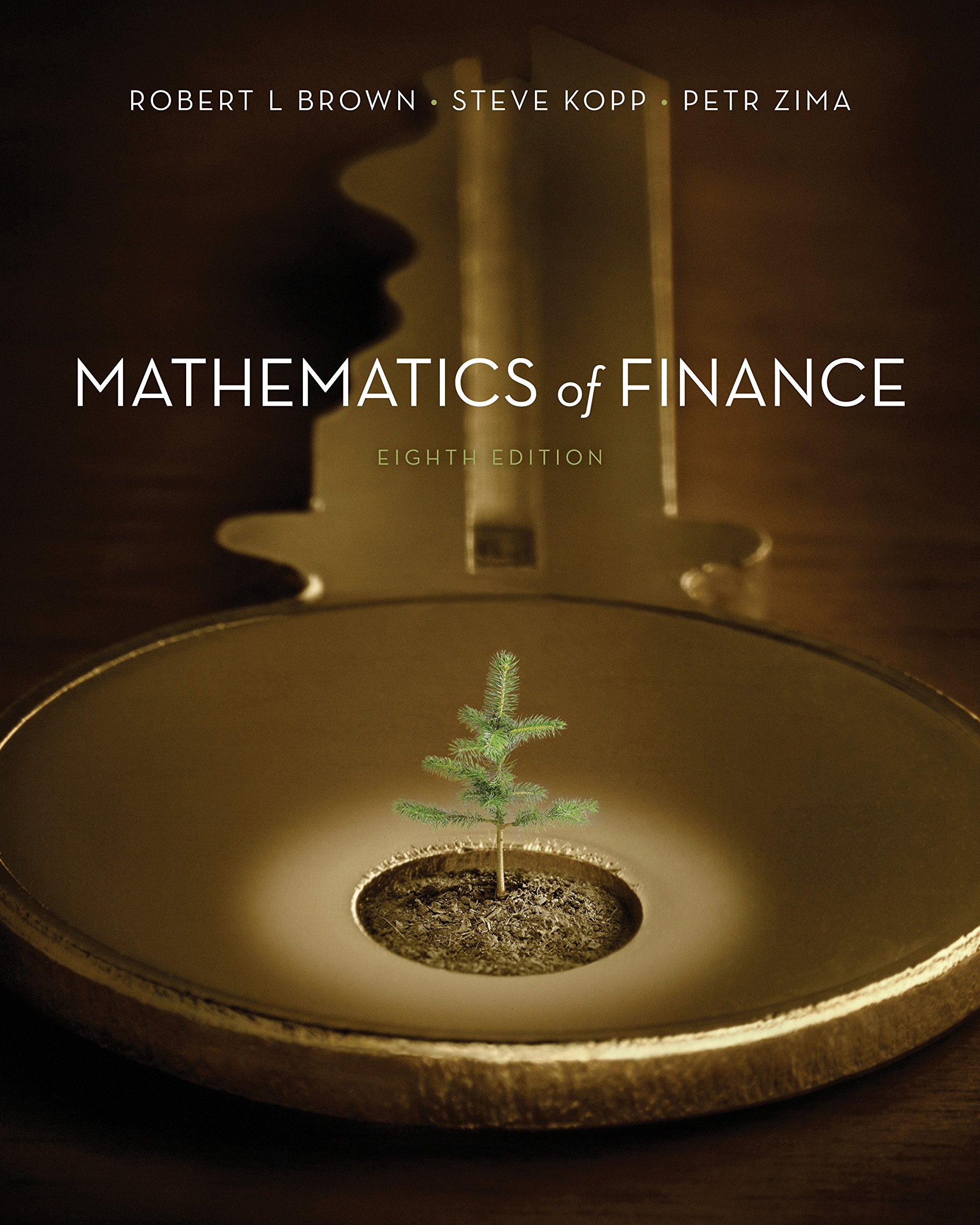 Mathematics of Finance, Eighth Edition