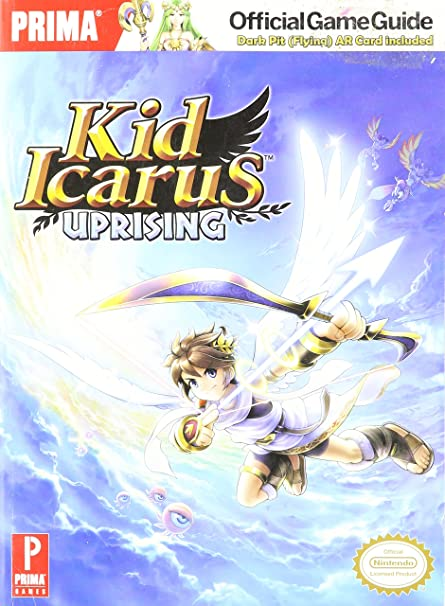Kid Icarus Uprising Official Game Guide