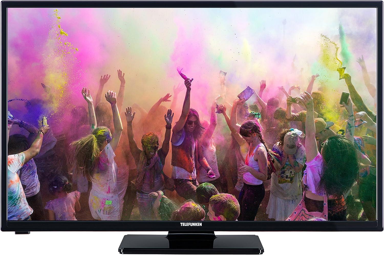 Telefunken xf32 a100 81 cm (32 Pulgadas) televisor (Full HD, sintonizador Triple): Amazon.es: Electrónica