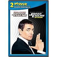 Johnny English 2-Movie Family Fun Pack [Importado]