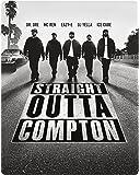 【Amazon.co.jp限定】ストレイト・アウタ・コンプトン ブルーレイ スチール・ブック [Blu-ray]