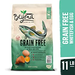 Purina Beyond Natural Adult Grain Free Cat Food