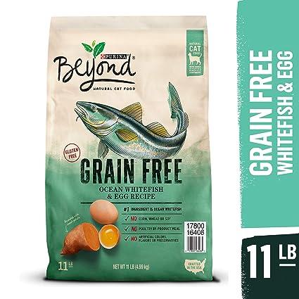 Purina Beyond Comida natural para gatos secos, sin grano y ...