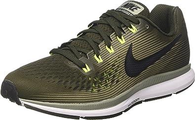 Nike Air Zoom Pegasus 34 Running Shoe, Zapatillas Hombre ...