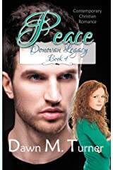 Peace (Donovan Legacy Book 4) Kindle Edition
