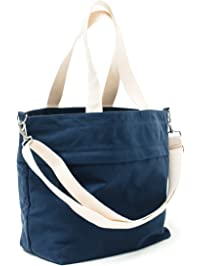 Canvas Market Tote By Abbot Fjord