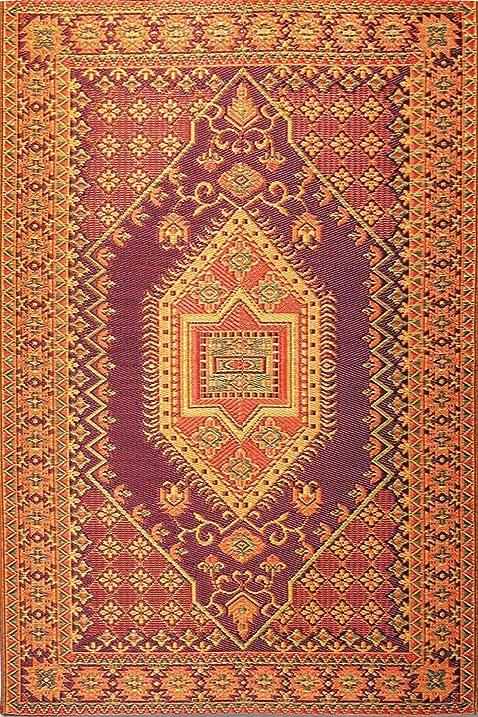 Amazon.com: Mad Mats Oriental Turkish Indoor/Outdoor Floor Mat, 4 ...