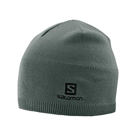 dd23af06 Amazon.com : Salomon Unisex Salomon Beanie, Urban Chic, One Size : Sports &  Outdoors